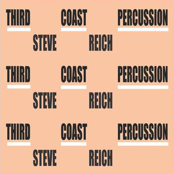 Cover for Steve Reich