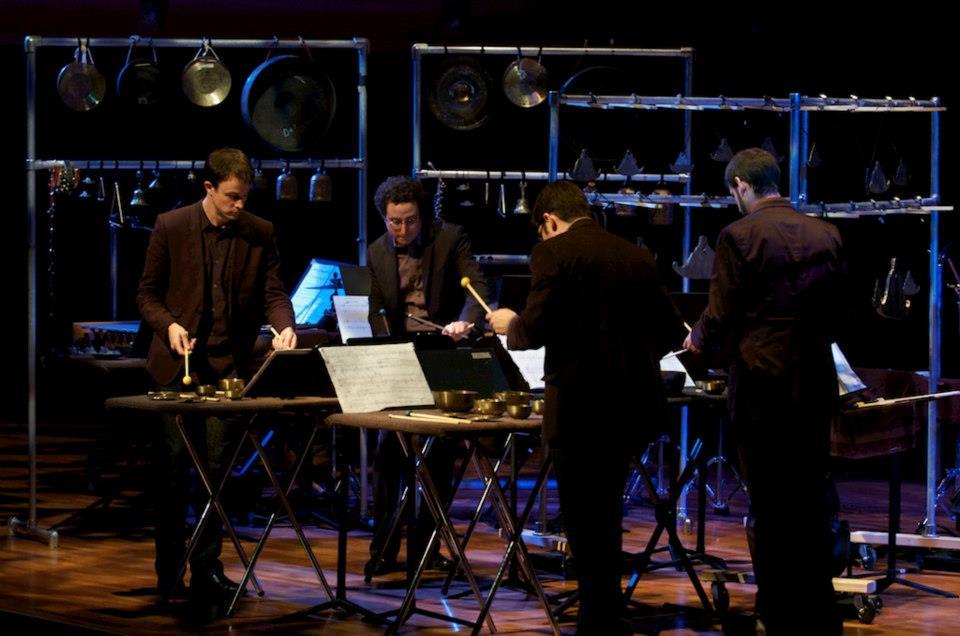 Third Coast Percussion- Resounding Earth